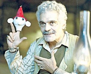Omar alSharif in the movie Al Aragoz