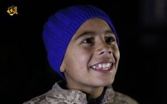 Child in Raqqa, recruited by ISIL