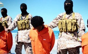 Christian Ethiopians beheaded in Libya