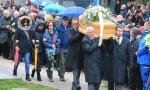 Regeni's funeral in Italy