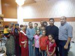 Coptic families in Kom Al Loofi