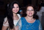 Madeline Tewfik Hanna, 48, and her daughter Virina Emad Amin, 19 - both died instantly